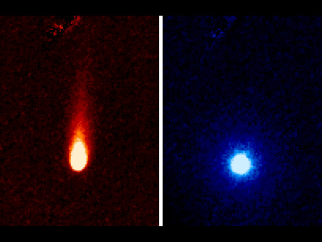 NASA Photos Show Outburst from Comet ISON - July 24, 2013 ...