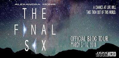 http://www.jeanbooknerd.com/2018/01/the-final-six-by-alexandra-monir.html