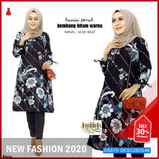 SKS0280S46 Kila Tunik Batik BMGShop