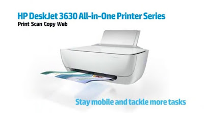 HP DeskJet 3630 All-in-One Printer series Review - Free Download Driver