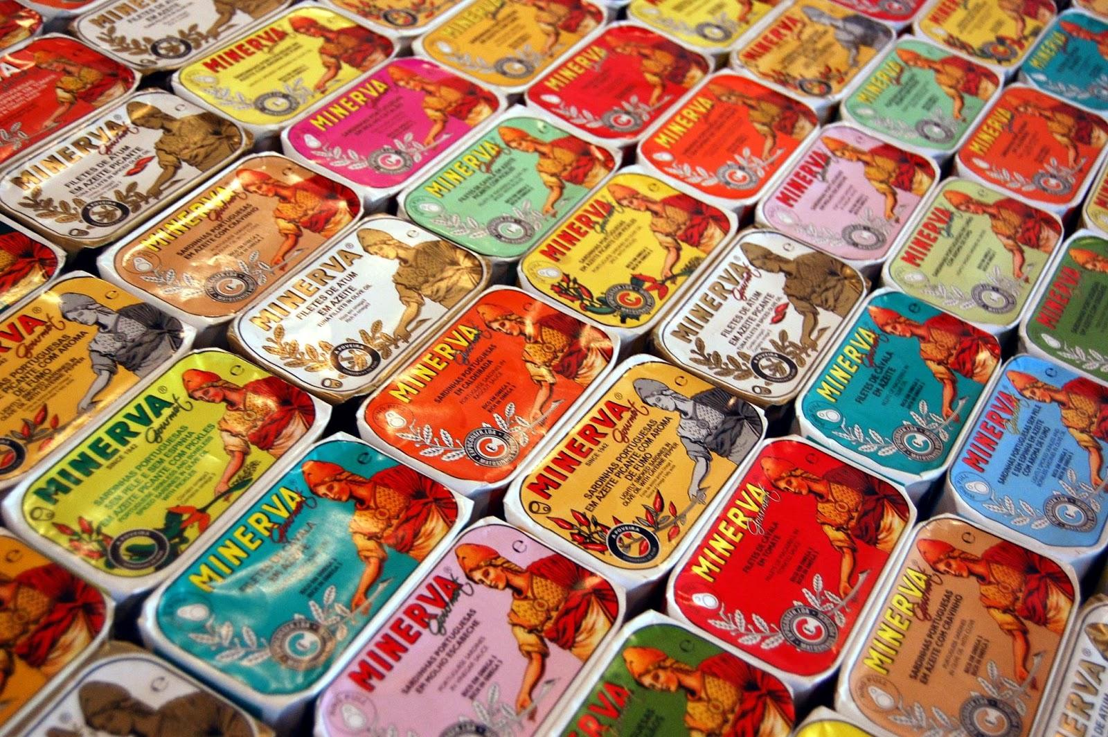 Stitch & Bear - Eat Drink Walk Petiscos Lisbon - Even more tinned fish
