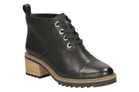 Clarks Balmer Thea Boots