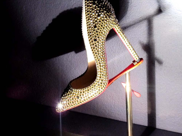 Christian Louboutin exhibition at the Design Museum - London fashion & lifestyle blog