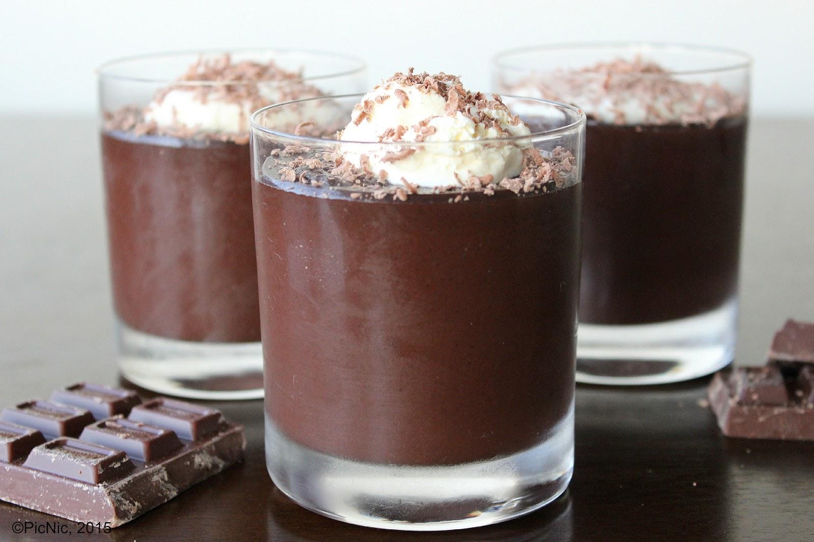 Chocolate Cake And Pudding Recipe