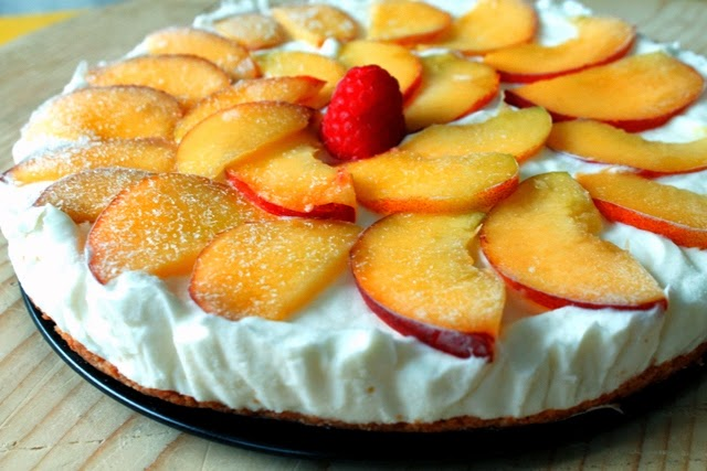 Image result for NECTARINE SEMIFREDDO