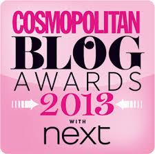 Cosmo Blog Awards Gingey Bites