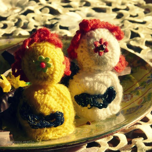 ..były sobie dwa kurczaki