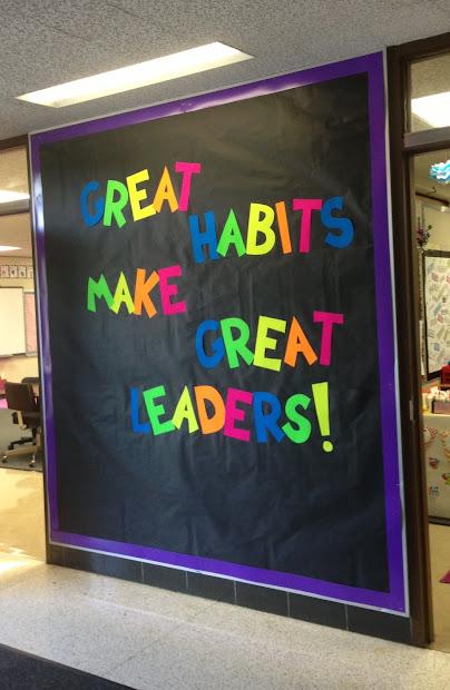 Back to School Bulletin Board Ideas Leader in Me