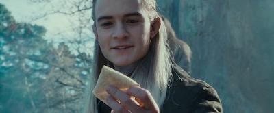 Pan de Lembas, Legolas