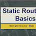 Static Routing and Recursive Lookups Basics