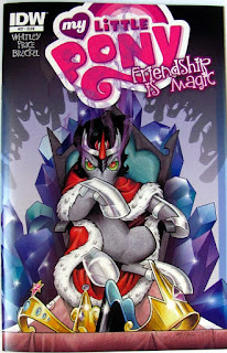 MLP IDW comic #37 main cover