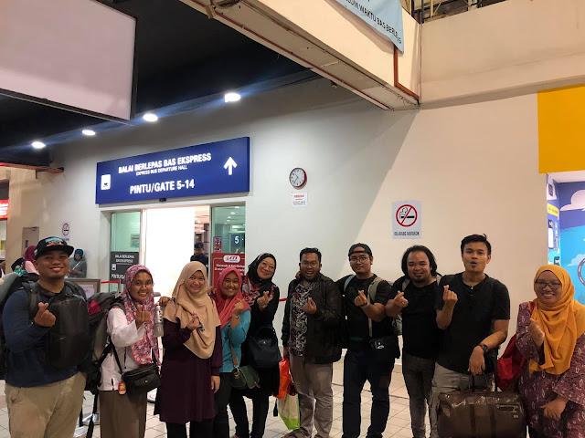 projek travel blogger malaysia