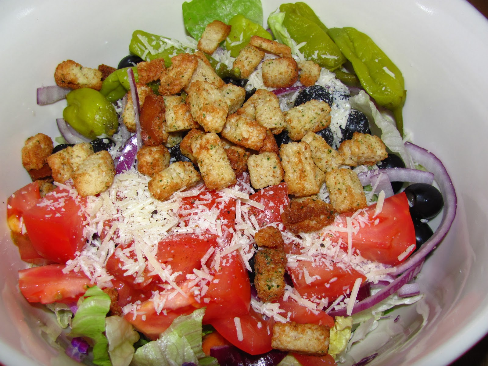 For the love of food olive garden salad dressing and - Where can i buy olive garden salad dressing ...