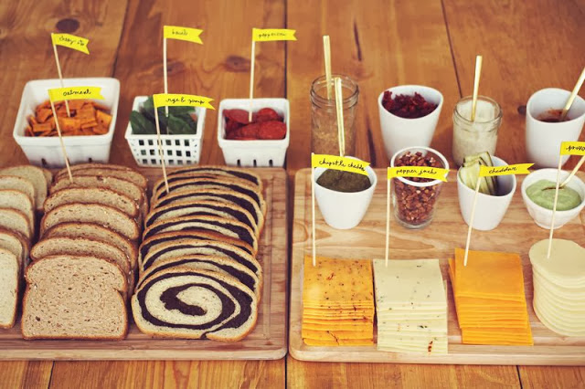 http://www.weddingomania.com/35-awesome-wedding-food-bar-ideas-for-any-taste/