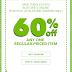 JoAnn: 60% Off Any One Regular-Priced Item!