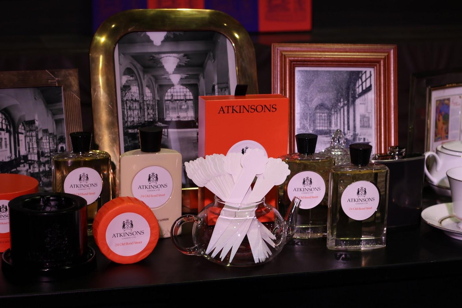 atkinson parfum black