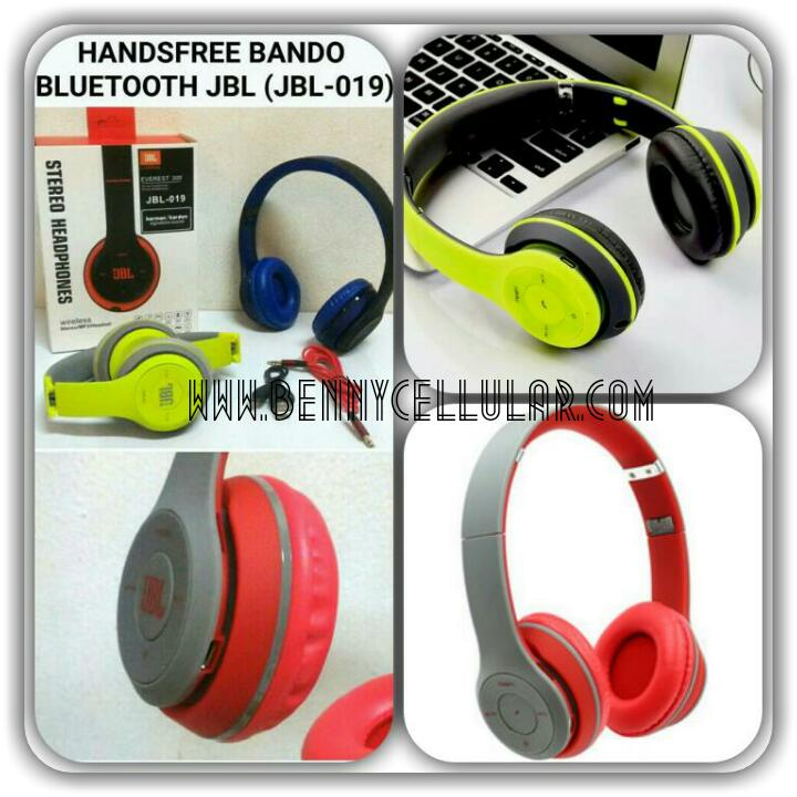 HEADPHONE BLUETOOTH merk JBL