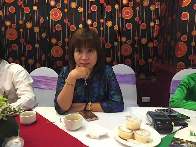 Bà Phạm Thị Hồng Thuý, chủ tịch HĐQT Phú Tài Land