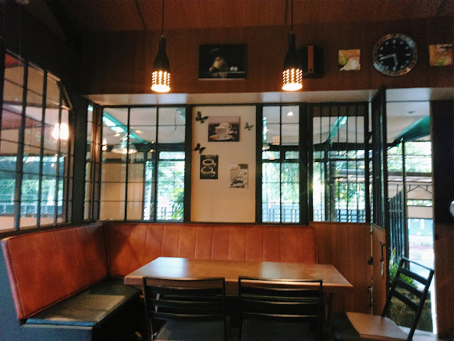 K Viesta Cafe & Coffee House Sukabumi