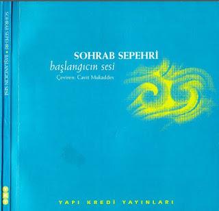 Sohrab Sepehri - Başlangıcın Sesi