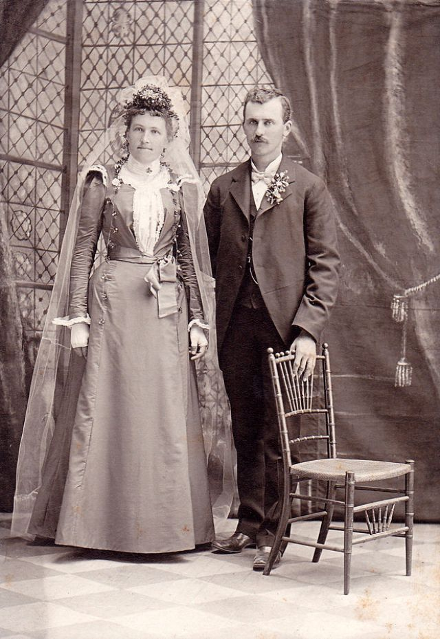 marriage in early 19th century us Less is known about the average age of first marriages for men during the 19th  century in 1890, when the us census bureau started collecting marriage data, .