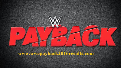 WWE Payback 2016 Results