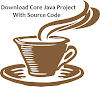 Download Free Core Java Project With Source Code
