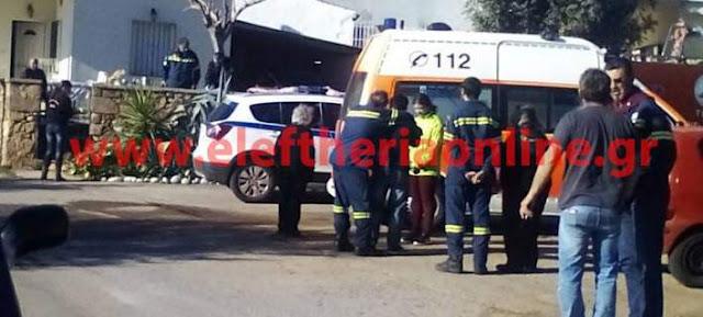 Τραγωδία στη Μάνη: Έκαψε ζωντανό τον πατριό του - Σώθηκε τελευταία στιγμή η μητέρα του