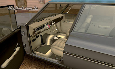 Plymouth Belvedere Station Wagon perennial ivf ad vehfuncs interior