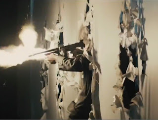 GANGSTER SQUAD - movie massacre scene