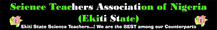 Science Teachers Association of Nigeria (Ekiti State)