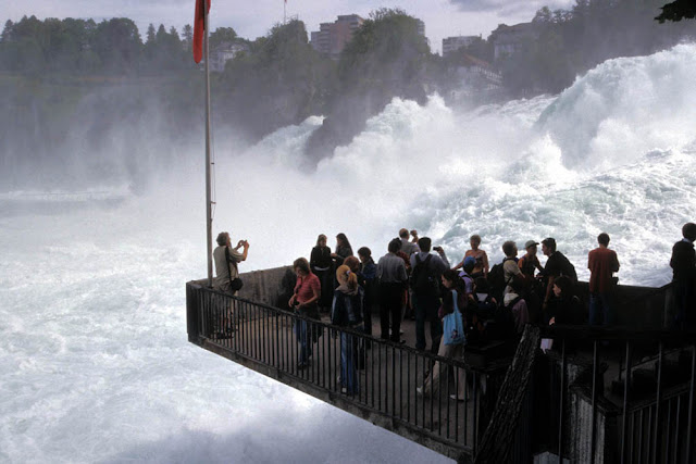 Cataratas do Reno – Suíça