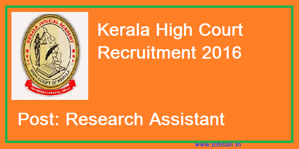 Jobs in Kerala, Upcoming Government Jobs, Latest Govt Jobs