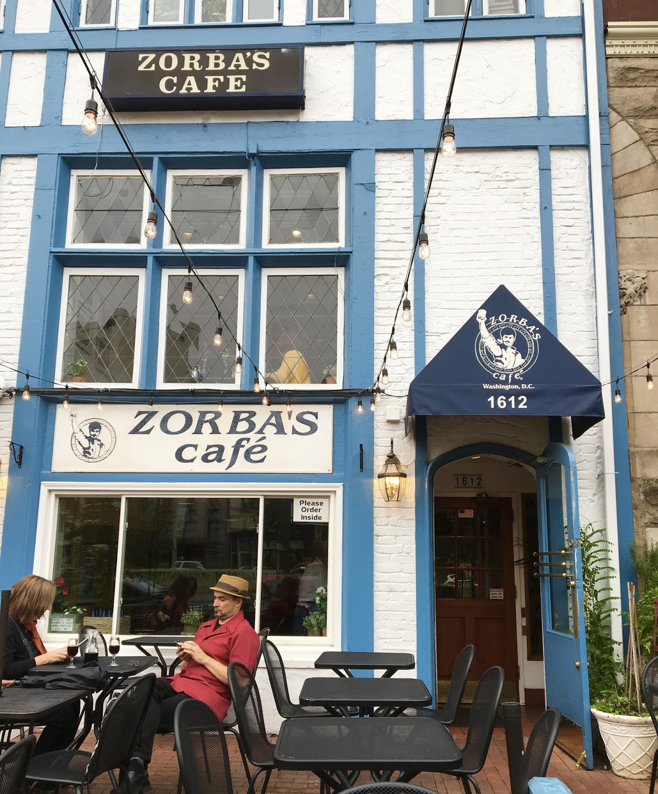 The Gluten & Dairy-Free Review Blog: Zorba\'s Cafe Review