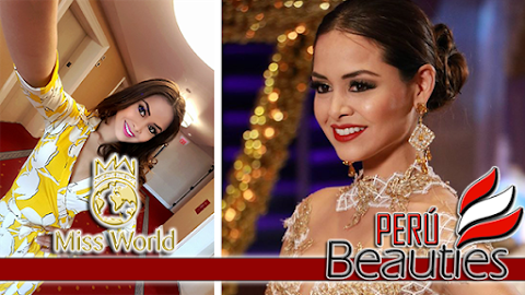 Miss World 2016 | Perú ya en las finales!