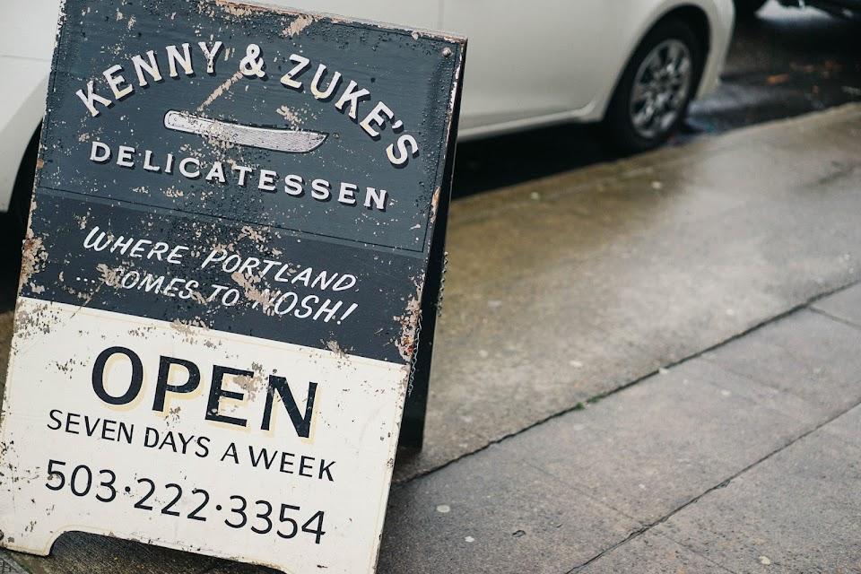 ケニーアンドズークス・デリカテッセン(Kenny and Zuke's Delicatessen)