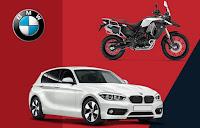 Promoção Desejos Postos Ipiranga BMW