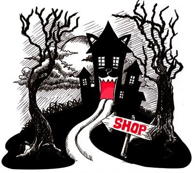 Make Me Monster : Shop