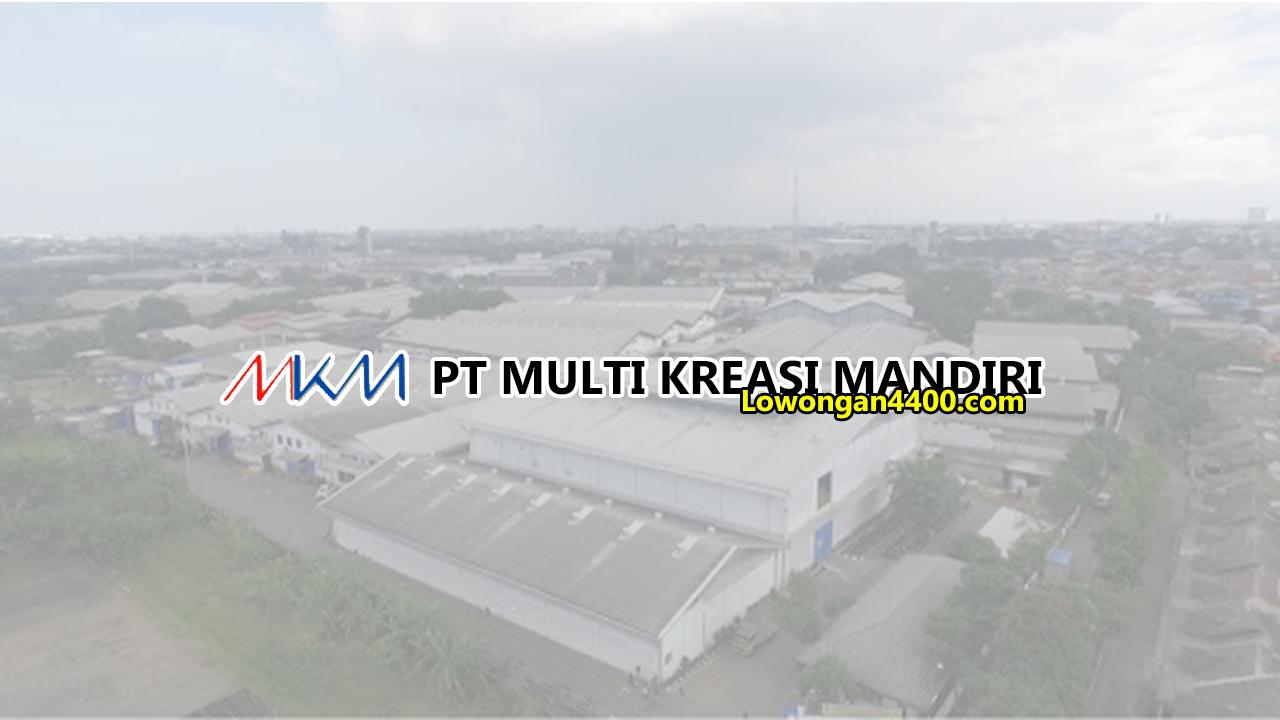 PT. Multi Kreasi Mandiri-Tangerang