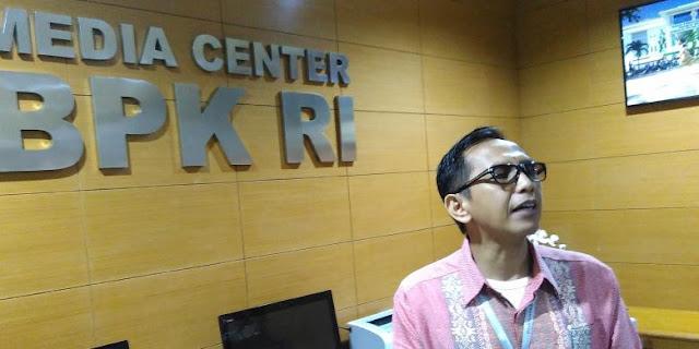 Ini Respons BPK Terkait Pernyataan KPK yang Tidak Temukan Korupsi di RS Sumber Waras