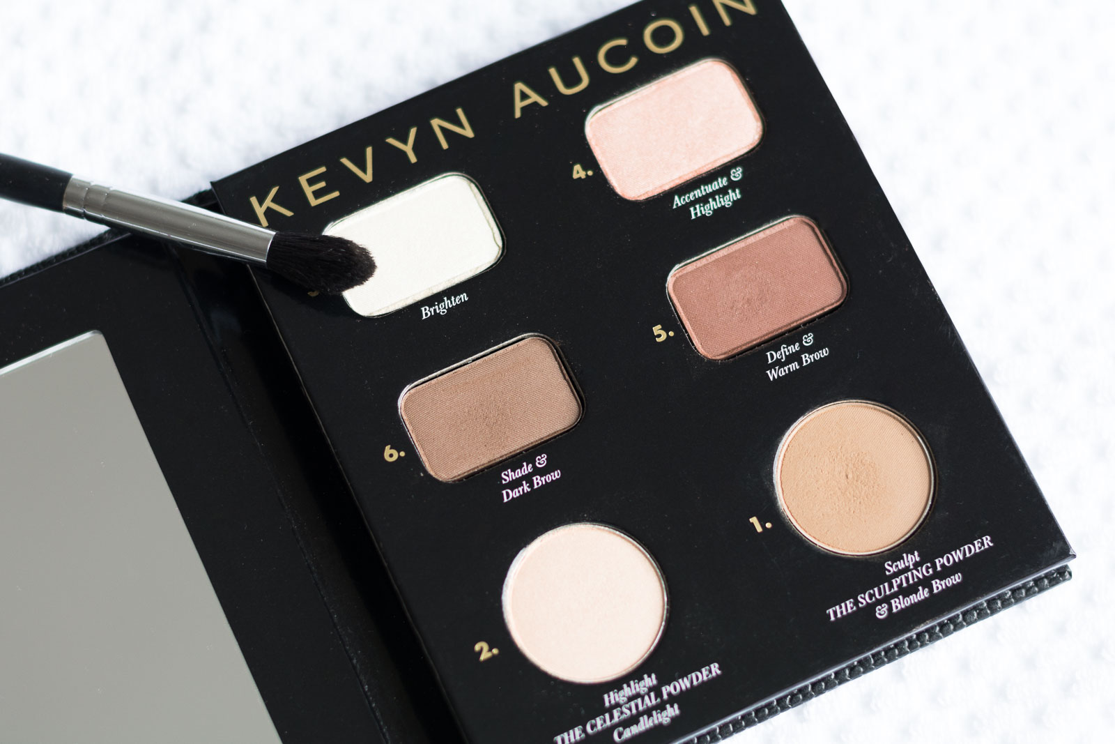 Kevyn Aucoin The Contour Book The Art Of Sculpting & Defining