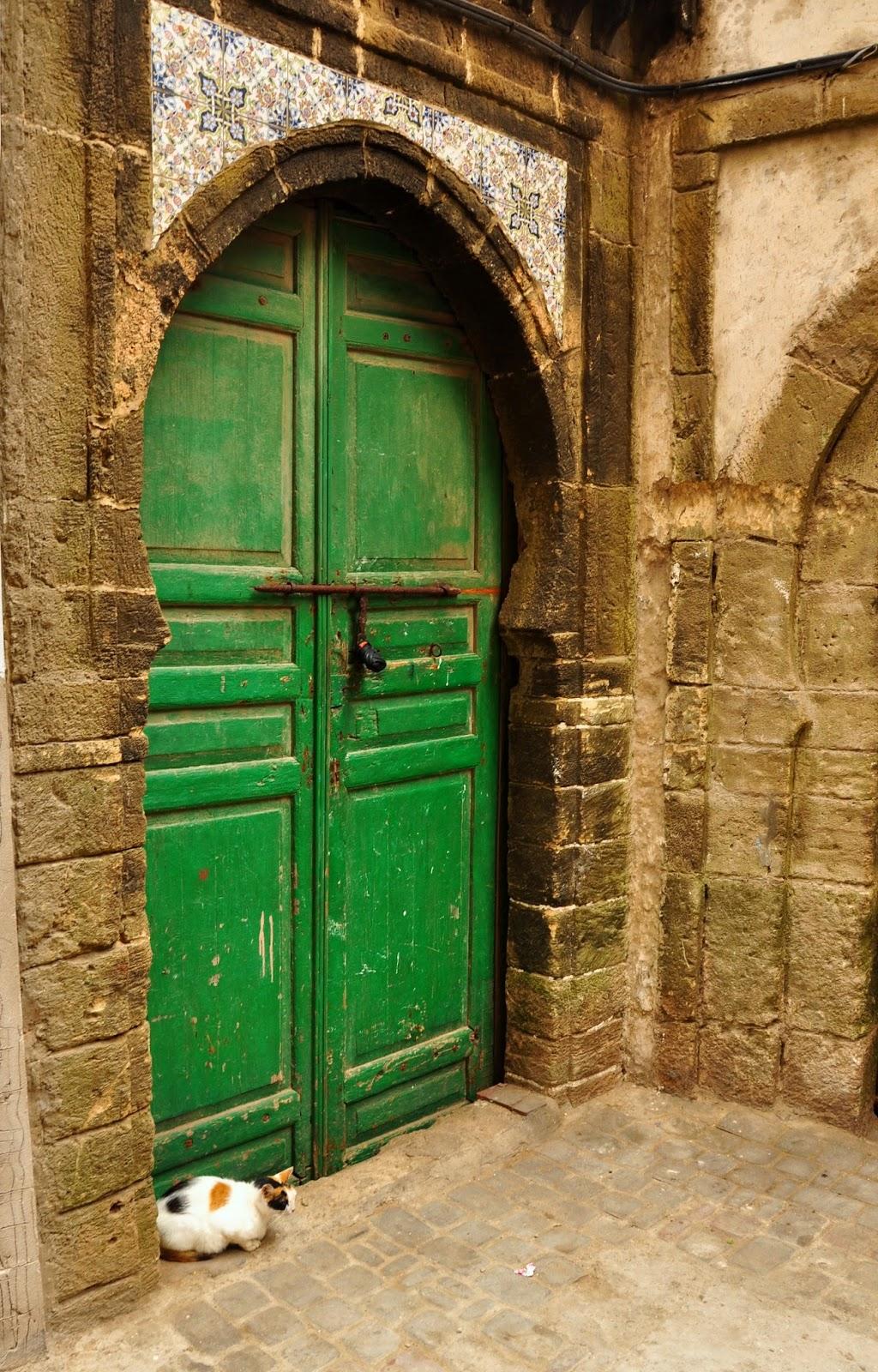 puertas con encanto en Marruecos, puertas antiguas en Marruecos