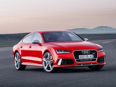 Voiture Audi RS7 Quattro Performance