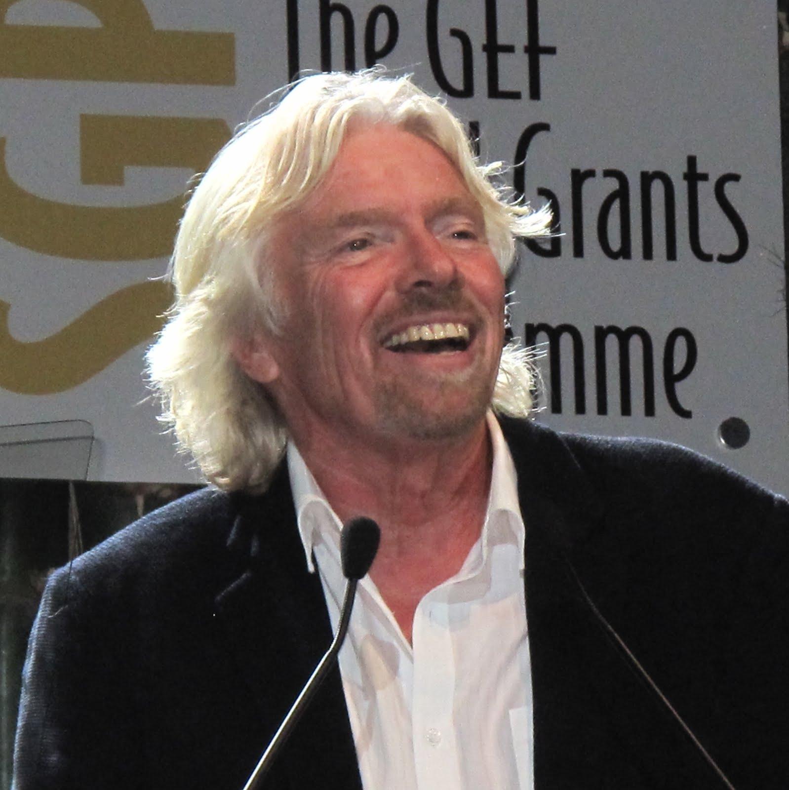 Sir Richard Branson: The Vantage Point: September 2012