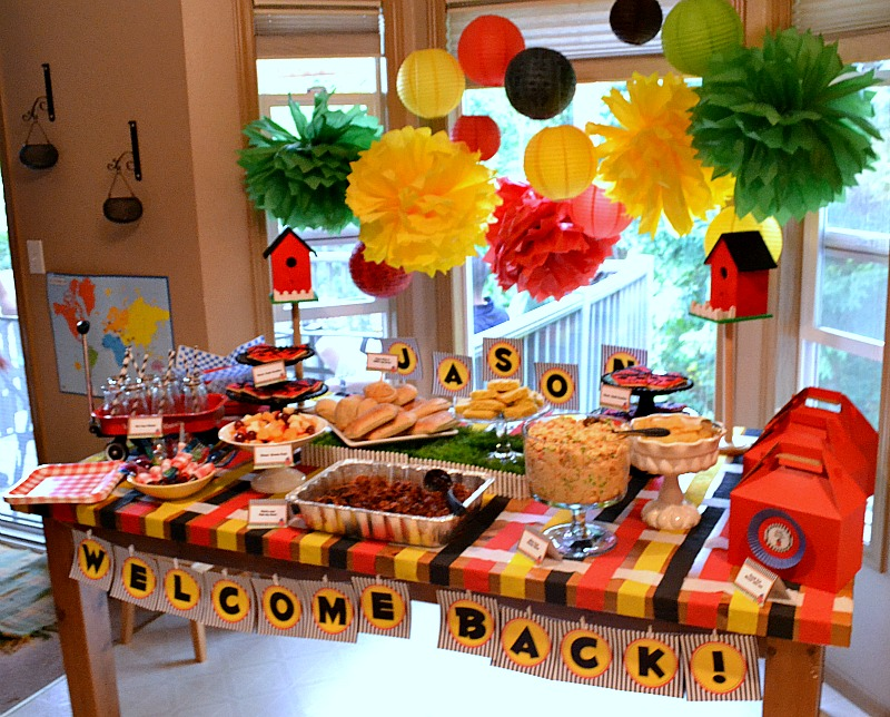Not Just A Mommy: Fiesta Friday/Real Party - 'There's No ...