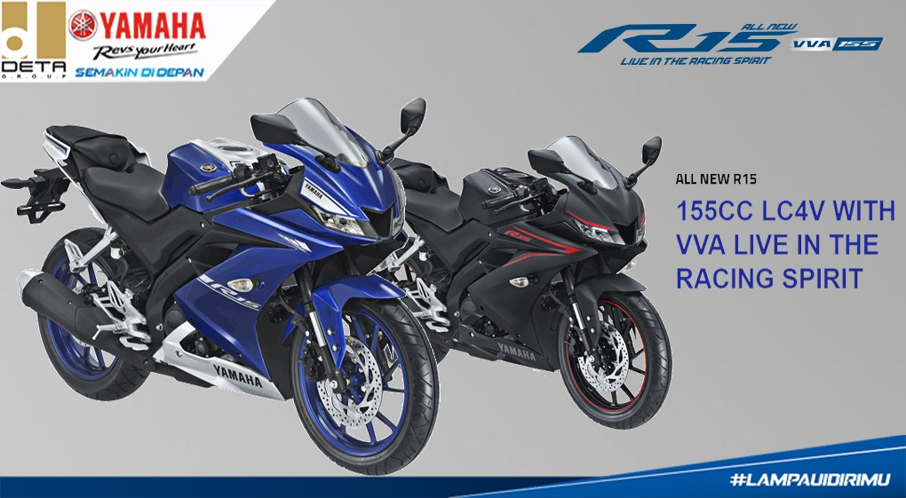 Jika Anda Hendak Membeli Motor Yamaha ALL NEW R15 VVA Ini Dengan Cara Kredit Kebetulan Kami Sedang Mempunyai Penawaran Bagus Harga DP Dan Cicilan
