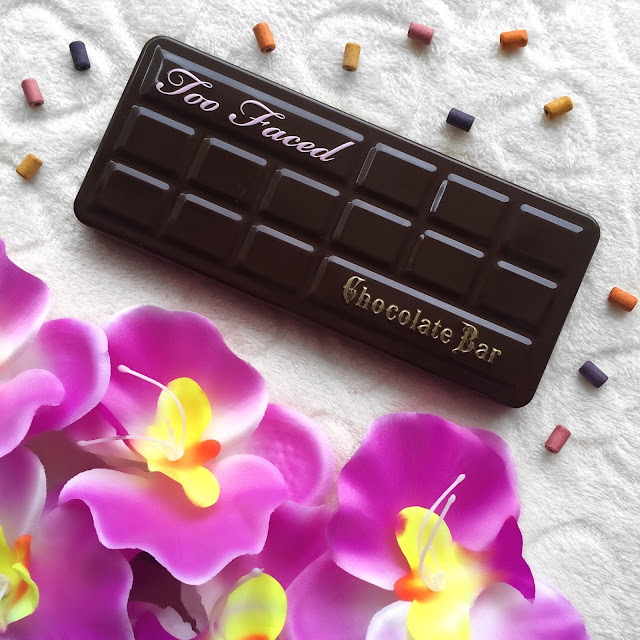 review and swatches_Too Faced Chocolate Bar Eyeshadow Palette