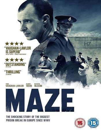 Poster Of Hollywood Film Watch Online Maze 2017 Full Movie Download Free Watch Online 300MB