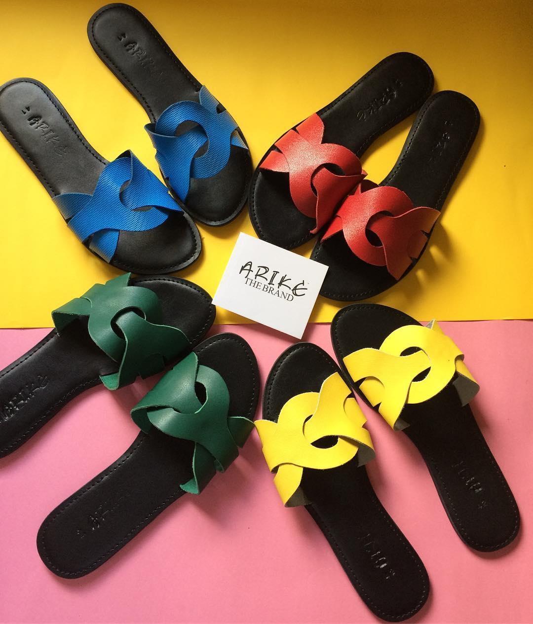 handmade slippers in Nigeria