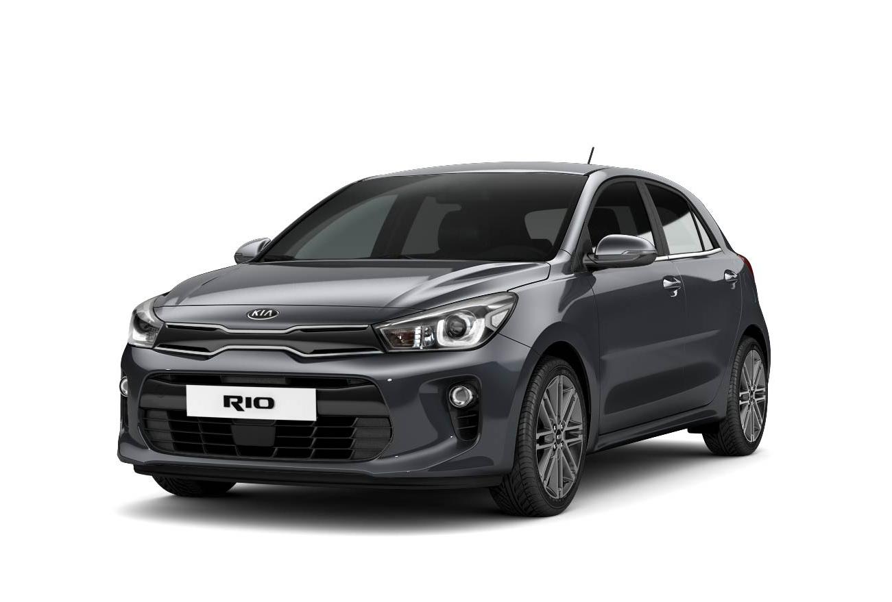 Kia Rio Iv 2018 Couleurs Colors